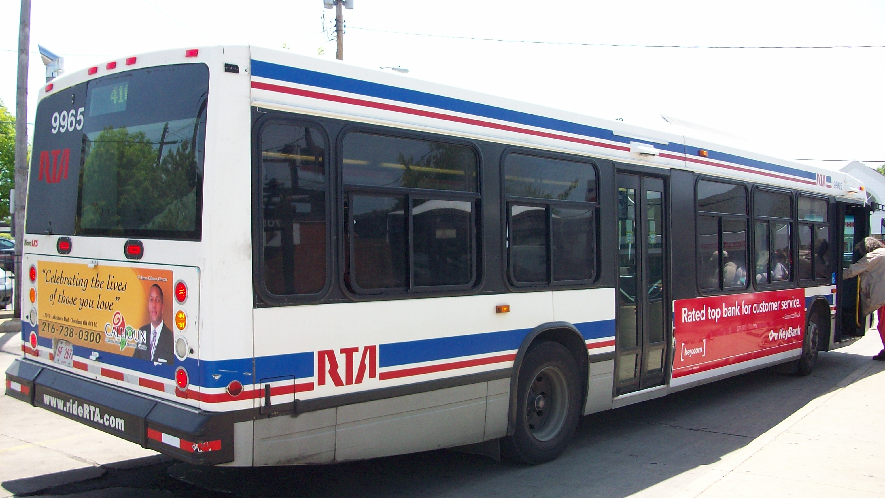 Greater Cleveland Rta General Transit Discussion