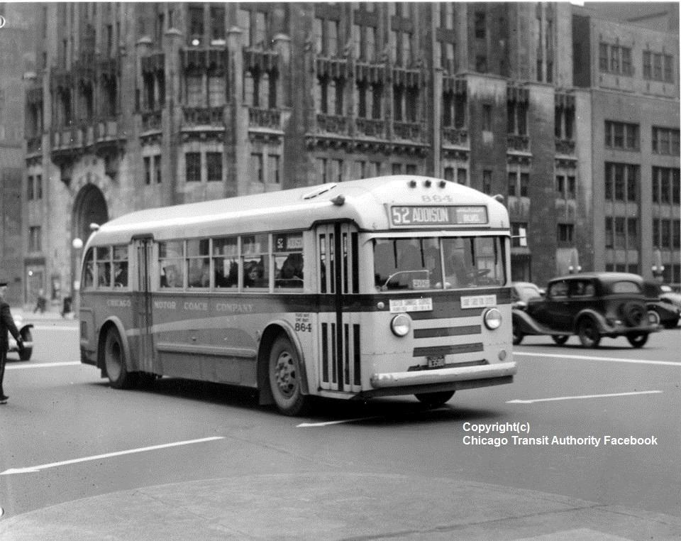 Classic Cta Photos Cta Bus Chicago Transit Forum