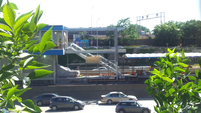new stairs installed at addison 6-19-16.PNG