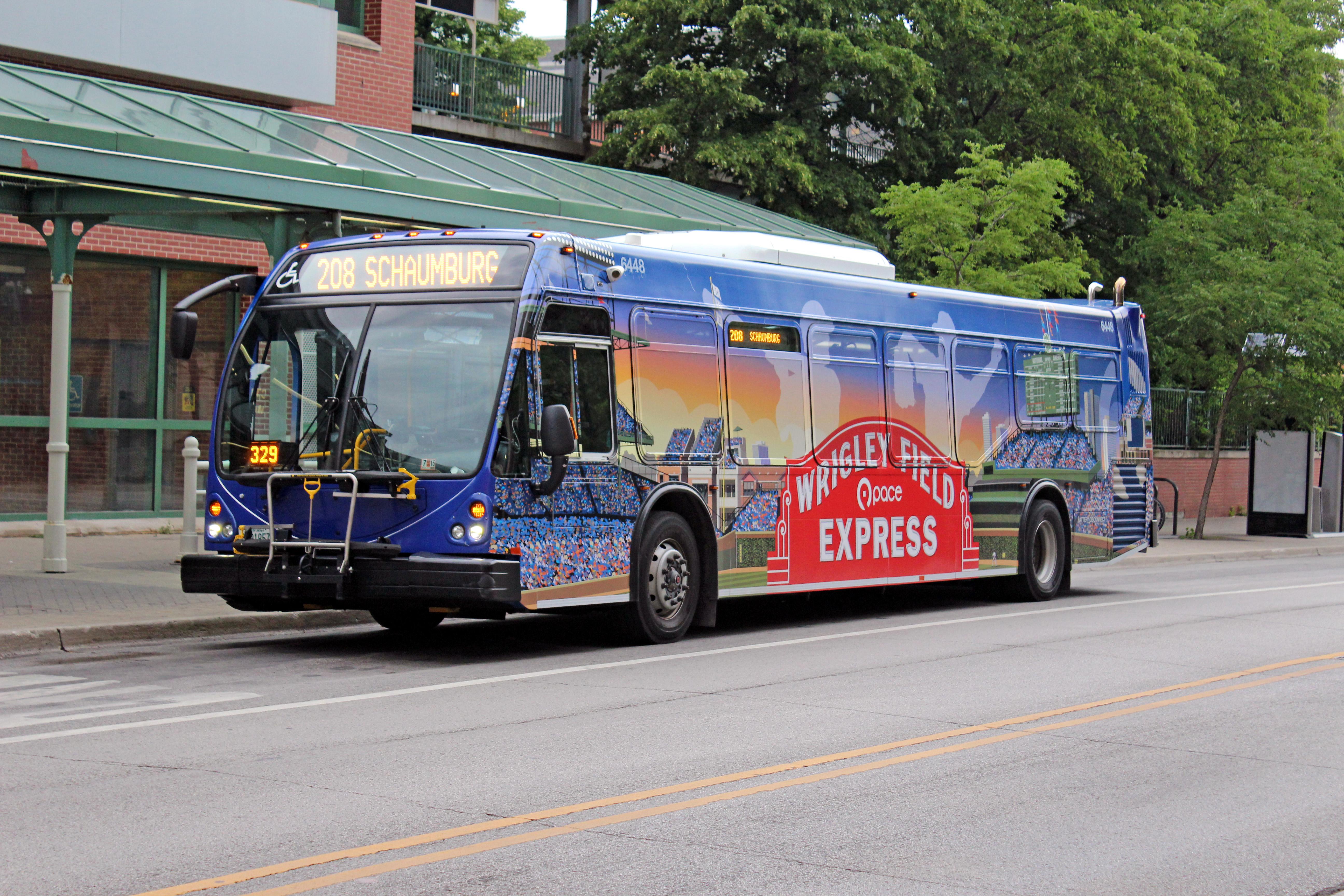 pace bus wraps - page 2 - pace suburban bus - chicago transit forum